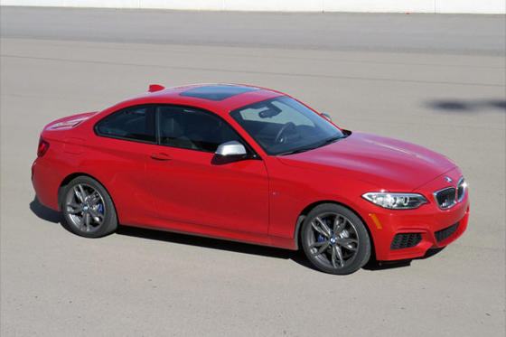 Slide 1 of 33: 2014 BMW M235i