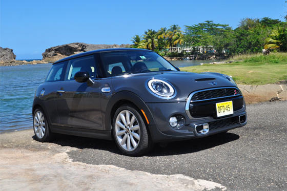 Slide 1 of 35: 2014 Mini Cooper S