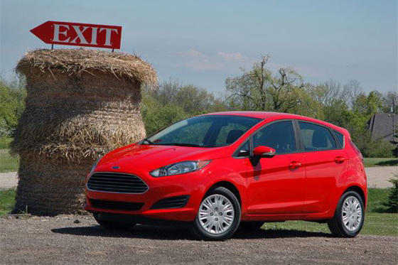 Slide 1 of 9: 2014 Ford Fiesta 1.0 EcoBoost
