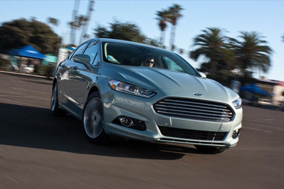 Slide 1 of 31: 2013 Ford Fusion Hybrid