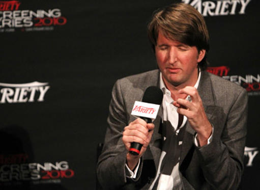 "Slide 1 of 8: Director Tom Hooper at Variety's Los Angeles Screening Series of ""The King's Speech"" held at The ArcLight Cinemas on November 23, 2010 in Hollywood, California."
