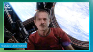 Astronaut Chris Hadfield announces retirement