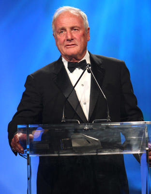 Slide 1 of 107: Jerry Weintraub at the 19th Annual Palm Springs International Film Festival Awards Gala Presented by Cartier held at the Palm Springs Convention Center on January 5, 2008 in Palm Springs, California.