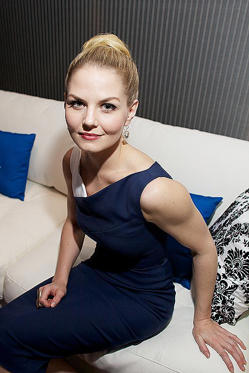 Slide 1 of 2: CHICAGO, IL - MARCH 17: Jennifer Morrison attends the Michigan Avenue Magazine March Cover Celebration With Cover Star Jennifer Morrison at Radisson Blu Aqua Hotel on March 17, 2012 in Chicago, Illinois. (Photo by Jeff Schear/WireImage)
