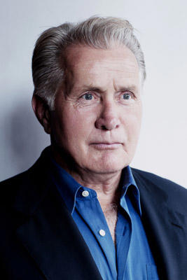 Slide 1 of 1: Actor Martin Sheen is photographed for Life in Los Angeles, California.