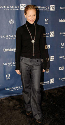 "Slide 1 of 28: Actress <a href=/celebs/celeb.aspx?c=137726 Arg=""137726"" type=""Msn.Entertain.Server.WebControls.LinkableMoviePerson"" LinkType=""Page"">Maria Bello</a> attends a screening of ""<a href=/movies/movie.aspx?m=2218458 Arg=""2218458"" type=""Msn.Entertain.Server.WebControls.LinkableMovie"" LinkType=""Page"">Downloading Nancy</a>"" at the Racquet Club during the 2008 Sundance Film Festival on January 21, 2008 in Park City, Utah."