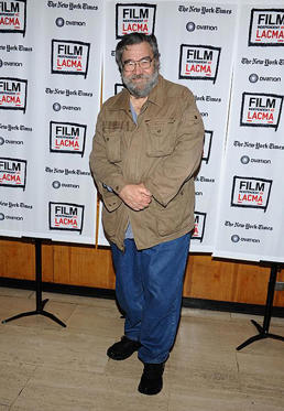 "Slide 1 of 3: LOS ANGELES, CA - MARCH 15: Director Ralph Bakshi attends the Film Independent screening of ""Wizards"" at Bing Theatre at LACMA on March 15, 2012 in Los Angeles, California. (Photo by Angela Weiss/WireImage)"