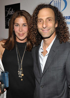 "Slide 1 of 1: Lyndie Benson and musician <a href=/music/artist/kenny-g/ type=""Msn.Entertain.Server.WebControls.LinkableArtist"" Arg=""16075249"" LinkType=""Page"">Kenny G</a> arrive at the 13th annual Unforgettable Evening benefiting EIF held at Beverly Wilshire <a href=/music/artist/the-four-seasons.1/ type=""Msn.Entertain.Server.WebControls.LinkableArtist"" Arg=""16079861"" LinkType=""Page"">Four Seasons</a> Hotel on January 27, 2010 in Beverly Hills, California. Kenny G's wife has filed for a legal separation citing ""irreconcilable differences"" after 20 years of marriage."