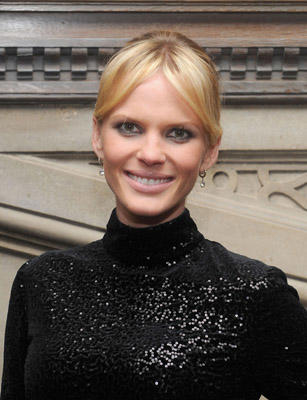 "Slide 1 of 18: Anne Vyalitsyna attends the after party for the Cinema Society & Piaget screening of ""W.E."" at Crown on December 4, 2011 in New York City."