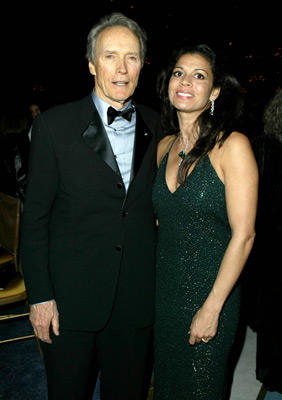 Slide 1 of 225: Clint Eastwood and Dina Eastwood