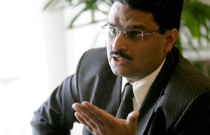 Jignesh Shah, the creator of the controversial Multi Commodity Exchange.