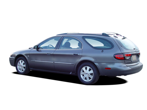 Slide 2 of 14: en-US 2004 Ford Taurus