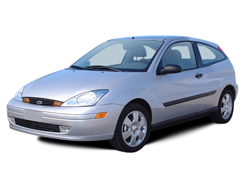 Slide 1 of 18: en-US 2003 Ford Focus