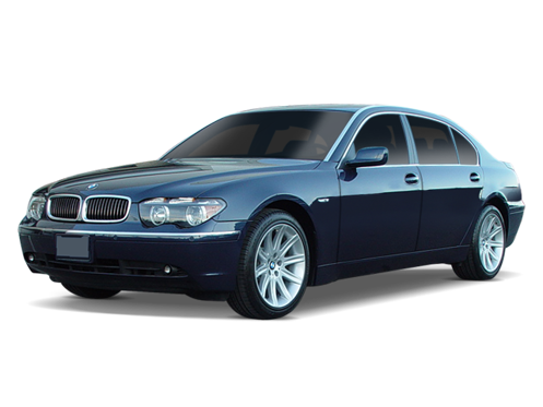 Slide 1 of 11: en-US 2003 BMW 7 Series