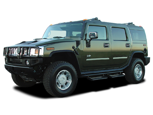 Slide 1 of 14: en-US 2003 Hummer H2