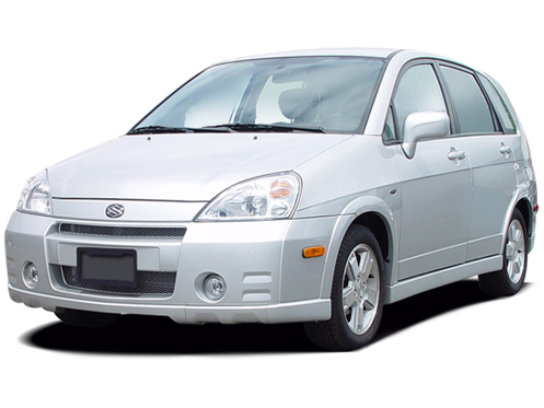 Slide 1 of 14: en-US 2003 Suzuki Aerio