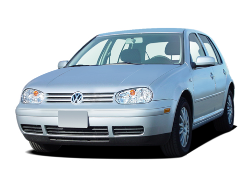 Slide 1 of 11: en-US 2003 Volkswagen Golf