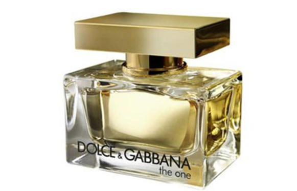 Diapositiva 1 de 10: The One, de Dolce & Gabbana