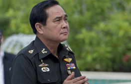 Prayut Chan-ocha, nuovo premier thailandese (© Getty Images)