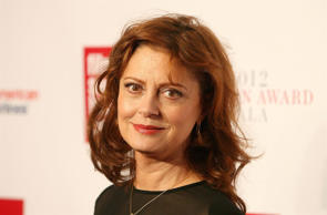NEW YORK, NY - APRIL 02:  Actress Susan Sarandon attends the 39th Annual Chaplin Award gala at Alice Tully Hall on April 2, 2012 in New York City.  (Photo by Jim Spellman/WireImage)