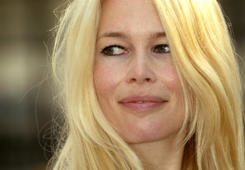Claudia Schiffer during Claudia Schiffer GCAP - Photocall at The Queen Elizabeth II Conference Centre in London, Great Britain. (Photo by Tim Whitby/WireImage)