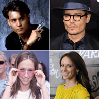 Johnny Depp and Jennifer Love Hewitt
