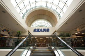 A Sears store in Toronto, Canada.