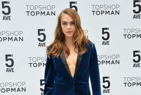 Topshop has revealed its new holiday campaign featuring the gorgeous Cara Delevingne. Still young, the 22 year-old has managed earning more than US $2 million in the last 12 months. Let's take a look at her career growth over time.