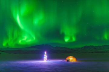 The Northern Lights, also known as Aurora Borealis, is a natural light display in the sky, seen in the high latitude regions. Here's a look at the best places from where you can watch the Northern lights.