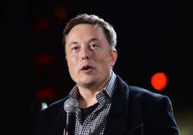 Tesla founder and chief executive Elon Musk.