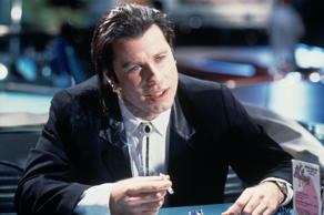 Travolta's declining career enjoyed a resurgence in the 1990s with his role in Pulp Fiction. He was nominated for the Academy Award for Best Actor for his portrayal of Vincent Vega in the film.