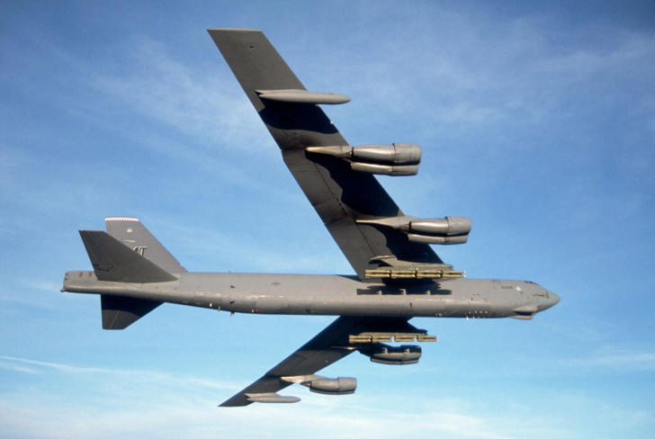 Originally introduced to the U.S. Air Force inventory in 1961, the B-52 remains a potent and lethal platform.