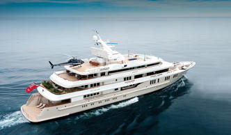 Top 10 yachts for 2015