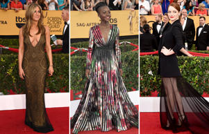 SAG Awards 2015: Fashion highlights