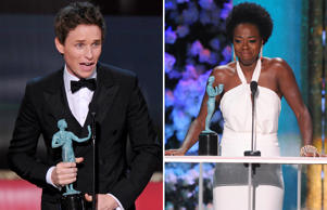SAG Awards 2015: Winners and other highlights