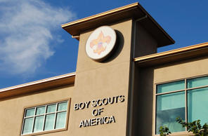 The Cushman Watt Scout Center, headquarters of the Boy Scouts of America for the Los Angeles Area Council, is pictured in Los Angeles, California October 18, 2012.