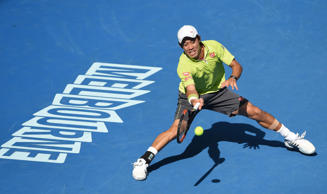 Nishikori through to Australian Open quarterfinals