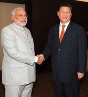 Chinese President Xi Jinping said China is ready to work with India to deepen their mutually beneficial cooperation in various fields and build a closer partnership of development. Reuters