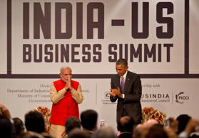 Pledging $4 billion, Barack Obama tells India Inc we have barely begun