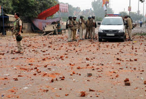 File: In riot-hit Trilokpuri, no advantage for AAP or BJP