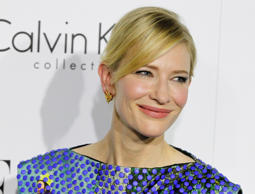 One of the world's most stylish women, Cate Blanchett, has shared some of her tricks of the trade when it comes to make-up.