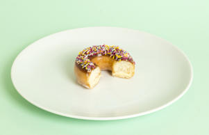 What 200 calories of every food looks like