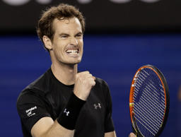 Murray will meet either top seed Novak Djokovic or defending champion Stan Wawrinka in the final.