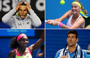 Australian Open 2015: Expressions