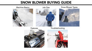 Snow Blower Buying Guide | Consumer Reports