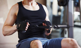 Weights More Effective Than Cardio at Fending Off Stomach Fat