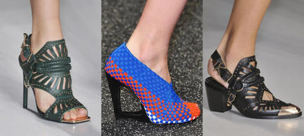 Shoe trends for spring
