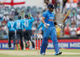 Ind vs Eng: Malfunction hits dress rehearsal