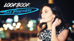 New Year's Eve Lookbook with Teni Panosian