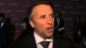 Boyhood: Richard Linklater Exclusive Interview at the Palm Spring Film Festival